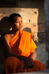 Monk in Cambodia (Jonathan Haider) Tags: cambodge cambodia prasatpreahvihear