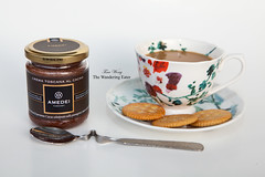 Amedei's Crema Toscana al Cacao (thewanderingeater) Tags: newyorkcity chocolate amedei luxurychocolate italianchocolate
