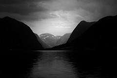 Reflextion fjord (Massimo Margagnoni) Tags: sky nature water norway landscape natura cielo fjord acqua paesaggio norvegia fiordo 2014 2013 naturepoetry