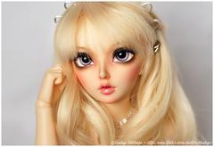 MNF Celine Mod (Eludys) Tags: eyes mod doll makeup opening bjd spa fairyland celine msd aesthetic mnf faceup minifee eludys