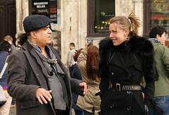 Sweet Brussels (Natali Antonovich) Tags: brussels portrait couple grandplace pair talk style sweetbrussels