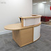 """65 - Torasen Reception Desk with Clipper Chair • <a style=""""font-size:0.8em;"""" href=""""http://www.flickr.com/photos/61889077@N03/13563574625/"""" target=""""_blank"""">View on Flickr</a>"""