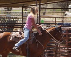 Dewey Barrel Race (Garagewerks) Tags: arizona horse woman sport female race all sony country barrel arena rodeo dewey cowgirl athlete equine 50500mm views50 f4563 slta77v