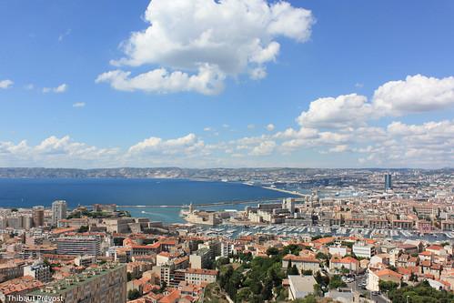 Terre, mer et ciel - Marseille