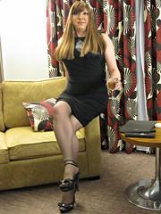 The weekend is here (Sarah★Jane) Tags: female tv feminine cd longhair makeup crossdressing redhead tgirl transgender straighthair transvestite heels transgendered tg lbd littleblackdress ukangels feminising longstraighthair transgenderism