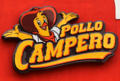 Pollo Campero (SA_Steve) Tags: signs sign advertising mascot signage characters mascots advertisingcharacters