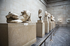 The Parthenon Marbles (Steven Vacher) Tags: london photography britishmuseum savage elginmarbles 2014 parthenonmarbles savagephotography 30april2014