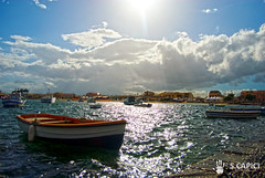 Marzamemi (Salvatore Capici) Tags: sunset sea sun boat italu sicily marzamemi nationalgeographic