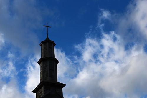 Cruz Iglesia San Antonio de Vilupulli