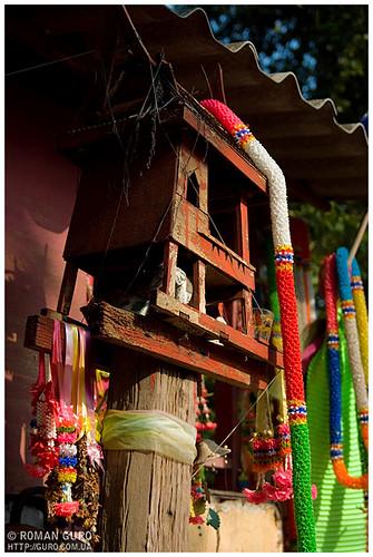 Старый домик для духов | Thailand