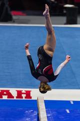 Utah vs ASU-2015-147 (fascination30) Tags: nikon gymnastics redrocks universityofutah utes d600 tamron70200 tamronsp70200f28divcusd