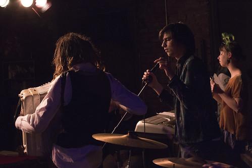 christine and jm and accordion