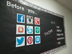"Social Media in Schools • <a style=""font-size:0.8em;"" href=""http://www.flickr.com/photos/130213159@N05/16226314279/"" target=""_blank"">View on Flickr</a>"