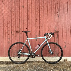 I'm all done with cold....NEXT!   #weavercycleworks #custombicycles #cyclocross