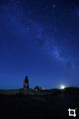 Cabolonio (NicoDT) Tags: way naked faro uruguay star noche cabo via estrellas milky cabaa desnudo rocha polonio lactea
