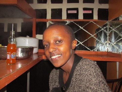 Wangari, Couchsurfing, Nairobi, Kenya