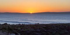 Edge Of Dawn (nicklucas2) Tags: sun sunrise isleofwight solent highcliffe