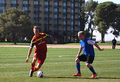 "RSL-AZ U-17/18 vs. Real So Cal • <a style=""font-size:0.8em;"" href=""http://www.flickr.com/photos/50453476@N08/16397558882/"" target=""_blank"">View on Flickr</a>"