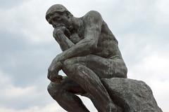 The Thinker (Japanexperterna.se) Tags: sculpture statue japan bronze kyoto   rodin penseur pensador  pensatore  tnkaren