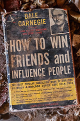 How To Win Friends (robvaughnphoto.com) Tags: ohio abandoned book decay ux mansfield urbex bellville dalecarnegie ruraldeacy howtowinfriendsandinfluencepeople rjvtog
