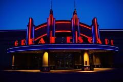 cinema (ezrazavala) Tags: cinema lights neon movies