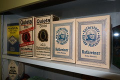 Antique coffee substitutes (quinet) Tags: germany antique grocery ancien antik picerie quieta masta 2013 malzkaffee lebensmittelgeschft domnedahlem kathreiner