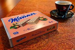 Manner  (Wenninger Johannes) Tags: coffee linz austria sterreich kaffee manner canoneos70d
