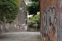 Liège (Wallonie, Belgique) (bobroy20) Tags: belgique escalier wallonie ville urbain liège
