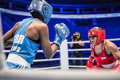 #AIBAstana2016 - Semi-Finals SHEKERBEKOVA Zhaina vs ADAMS Nicola (aiba.boxing) Tags: sport beta womens add vs wang 20 boxing items marlen astana yuyan semifinals superwomen esparza aiba tagstags worldboxingchampionshisps aibastana2016
