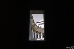Plaza de Espana - Sevilla (Tiziano De Donno) Tags: travel summer sun holiday window sevilla europe espana