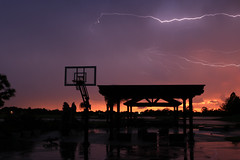 2016-05-27 Friday Evening Storm 07 (smurff66) Tags: sunset sky clouds lightning crosby