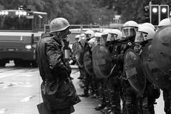 1. Mai Demo (Claude Schildknecht) Tags: demo europe suisse zurich police places demonstration zrich polizei manifestation 1mai helvetiaplatz watercannon canoneau wasserkanone