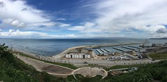 160420 Atlantic Ocean on the Left (BY Chu) Tags: africa morocco tangier tanger theatlanticocean thestraitofgibraltar