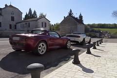 Elise S1 MMC + S3S CR (Yann Go) Tags: france canon dijon lotus elise 5d s1 tamron s3 cr balade trackcar 2875