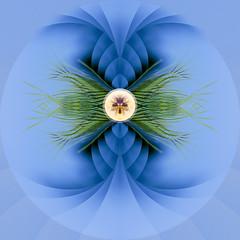vgpinin (Symic) Tags: blue sky green grass photoshop ian mirror photo team center william symmetry reflect partner collaboration robinson gem rotate colab ianwillrobgmailcom