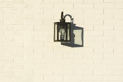 Schadow of a light II (Jan van der Wolf) Tags: shadow lighthouse white lamp wall bricks minimal minimalism simple schaduw wit minimalistic muur stenen minimalisme simpel map153166v
