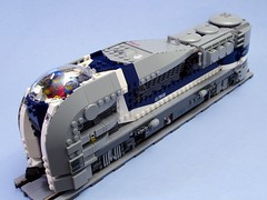 SD44 How-To (peterlmorris) Tags: train toy lego space howto locomotive moc spacetrain powerfunctions