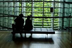 The National Art Center, Tokyo 160503 (Taro Jimkisbea) Tags: architecture roppongi nationalartcenter xpro1 xf35mmf20