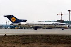 "Lufthansa Boeing 727-230/Adv D-ABKM ""Hagen"" (Kambui) Tags: frankfurt airplanes planes boeing hagen lufthansa fra aviones avions 727 flugzeuge  avies 727200 aeroplani kambui  dabkm boeing727230adv"