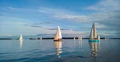 Suursaari Race (Antti Tassberg) Tags: sea sport espoo sailing yacht offshore microsoft regatta xl meri sailingboat 950 lumia purjevene purjehdus alandia suursaarirace pureview iphoneography lumia950 lumia950xl