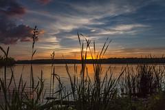 Sunset (hey its k) Tags: ca sunset sky ontario canada nature hamilton princesspoint img1246 canon6d