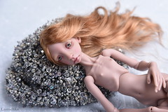 DSC_2041 (jullery) Tags: girls portrait girl beauty design beads doll bead bjd beadwork delica beadsofglass bjtales
