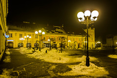 Mikow (nightmareck) Tags: winter night europa europe fuji poland polska handheld fujifilm zima fujinon silesia pancakelens xe1 apsc mirrorless mikow lskie grnylsk xtrans fotografianocna xmount xf18mm xf18mmf20r bezlusterkowiec