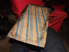 Mastermanship 4 by Shervin Asemani (112) (SheRviNRRR) Tags: cork oil pan gasket making shervin asemani