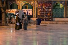Talk (Martin Tsvetkov) Tags: city travel panorama snow tower architecture landscape photography view iran prayer palace tehran milad shah azadi golestan