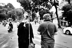 Map readers (Melvin Yue) Tags: street city travel bw colors monochrome 35mm blackwhite asia vietnamese cityscape colours streetphotography wanderlust traveller vietnam explore fujifilm lonelyplanet blacknwhite bnw photooftheday picoftheday natgeo travelphotography travelgram x100s