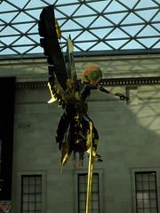 Moko Jumbie (failing_angel) Tags: carnival london masks bloomsbury trinidad britishmuseum greatcourt stilts nottinghillcarnival africandiaspora transatlanticslavetrade mokojumbie celebratingafrica zakov 310715 guardianofvillages
