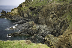 Crown Engine Houses near Botallack in Cornwall (Dixie Deane) Tags: cornwall mining botallack crownmines enginehouses