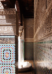 Fes El Bali Morocco-Medersa el Attarine.9-2016 (Julia Kostecka) Tags: morocco fes madrasa medersa feselbali medersaelattarine