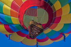 Up, up and away... (Carol Huffman Photography) Tags: balloons outdoors nc hotairballoons brightcolor carolinaballoonfest